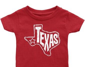 Texas Infant T-Shirt
