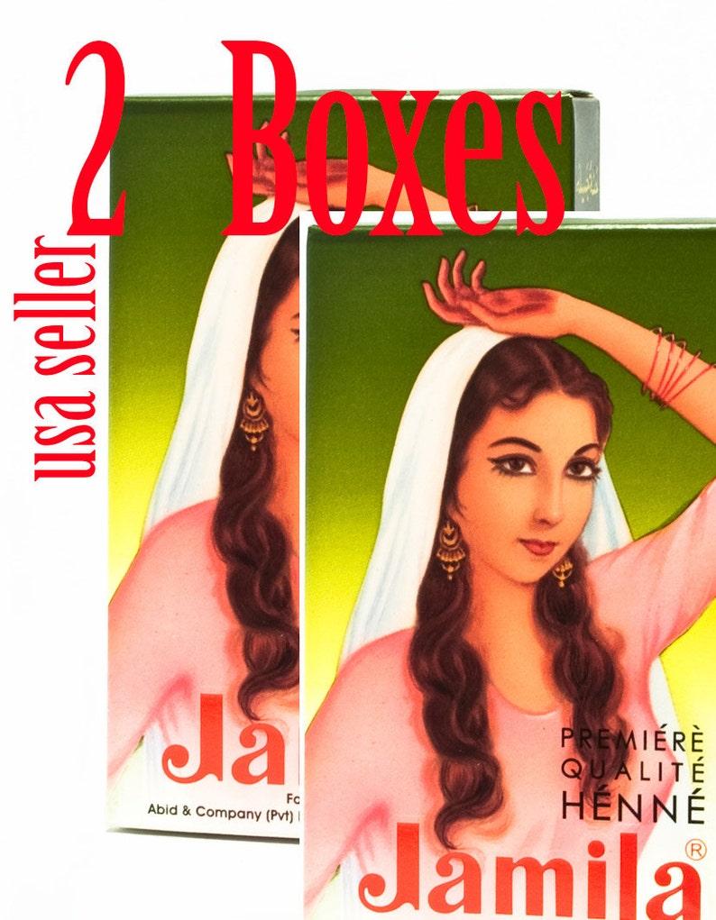 8890b4a243695 Hair Henna Powder for Hair 2 Boxes DEAL 100 gm each Box   Etsy