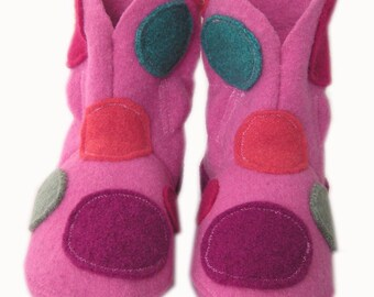 slippers, booties, slippers, girl, baby, woman, slippers, push