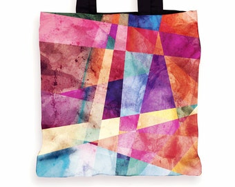 edc114a73c Abstract Art Tote Bag