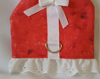 Small Girls Harness Vest