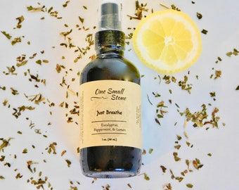 Just Breathe Body and Sheet Spray
