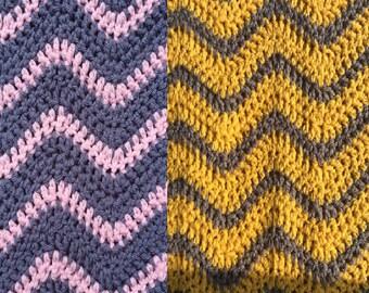 Customize a Ripple Blanket!
