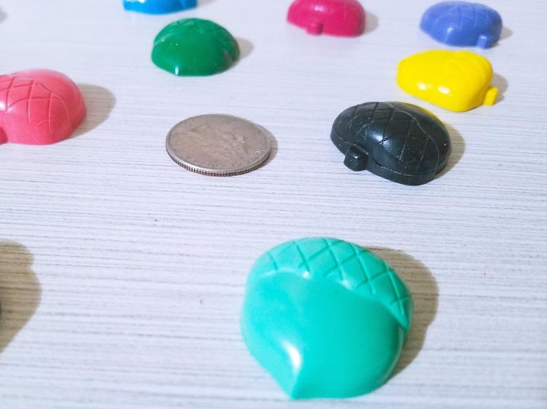 Acorn Shaped Crayons