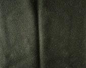 Dark Olive Wool Fabric