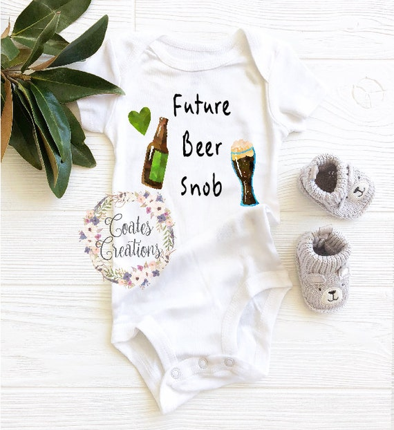 Daddy Brewing Buddy Baby Onesie Gift Dad Shower Funny Craft Beer Father Day Cute