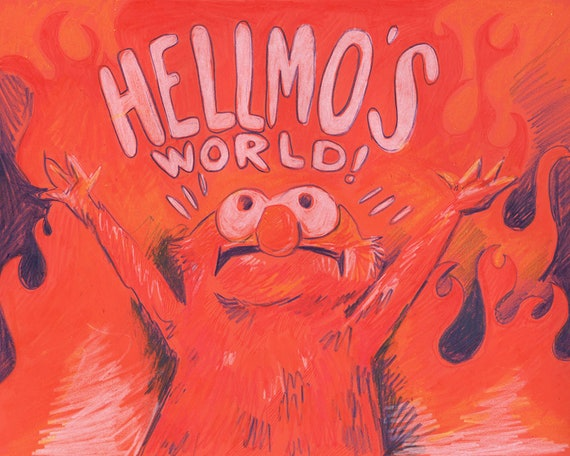 That S Hellmo S World