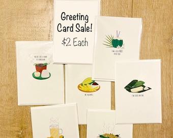 Greeting Card Sale