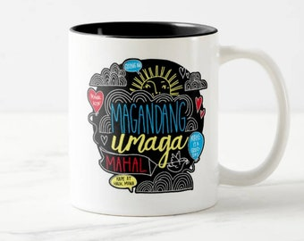Filipino-Inspired Mugs