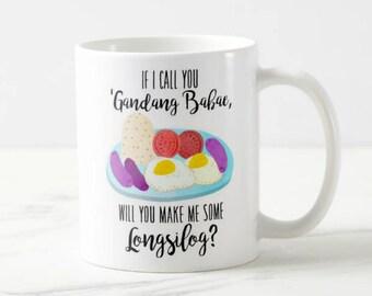 Longsilog Mug