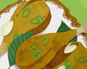 Hapunan Food Art