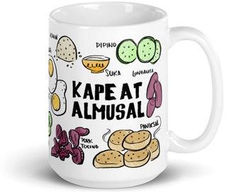 Kape At Almusal Mug