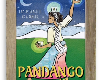I AM FILIPINA:  Pandango sa Illaw Dancer