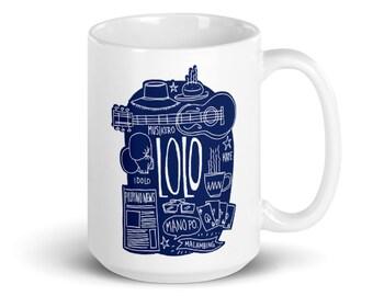 LOLO Coffee Mug