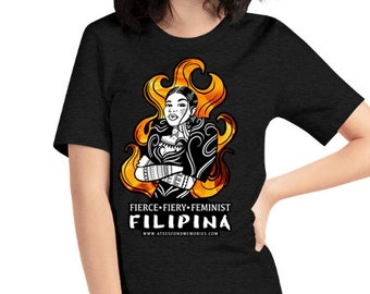 Elements on Black T-shirt