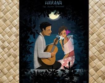 Harana Illustration