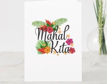 MANY OCCASIONS   Mahal Kita Greeting Card