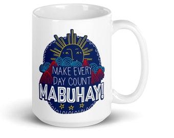 Mabuhay 15oz Mug