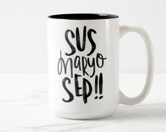 SusMaryOsep Mug