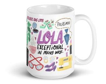 Lola 15oz Mug