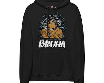 Bruha Black Hoodie | Filipina Pride | Filipina Feminism