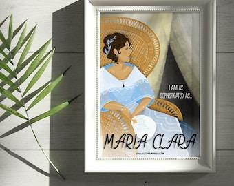 Maria Clara Print