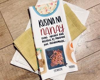 Kusina Ni NANAY/TATAY Kitchen Towel