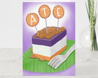 Ate/Manang/Custom Birthday Card