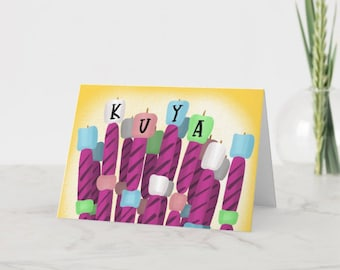 Kuya/Manong/Custom Birthday Card