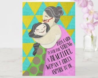 BIRTHDAY | Happy Birthday/Mother's Day Lola Greeting Card