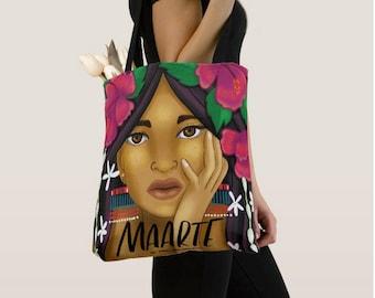 Maarte All-Over Tote Bag