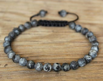 Men Beaded Bracelet Etsy