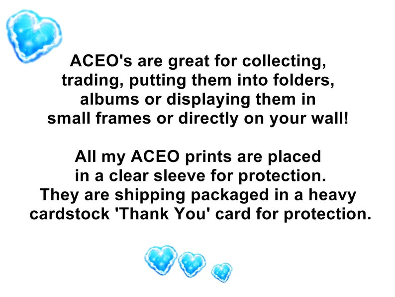 ACEO Card Duck Print Artist Trading Card Gift for Duck Lover ACEO Collections ACEO Print Aceo bird Gift for Art Lover Fine Art Print