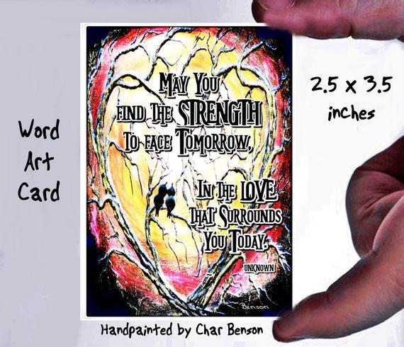 Inspirational Word Art - CharBensonArts