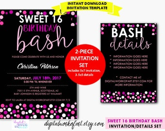 Invitations announcements etsy nz templates invitations announcements stopboris Images
