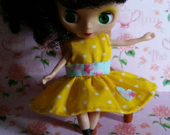Pretty Custom Petite Blythe Dresss