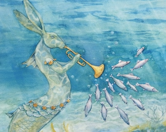 'Sea Hare Fanfare'