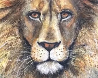Lions Wall Art