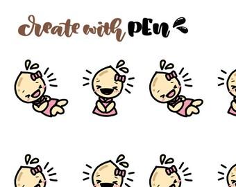 TA205 | LOL | Tinta | Planner Stickers
