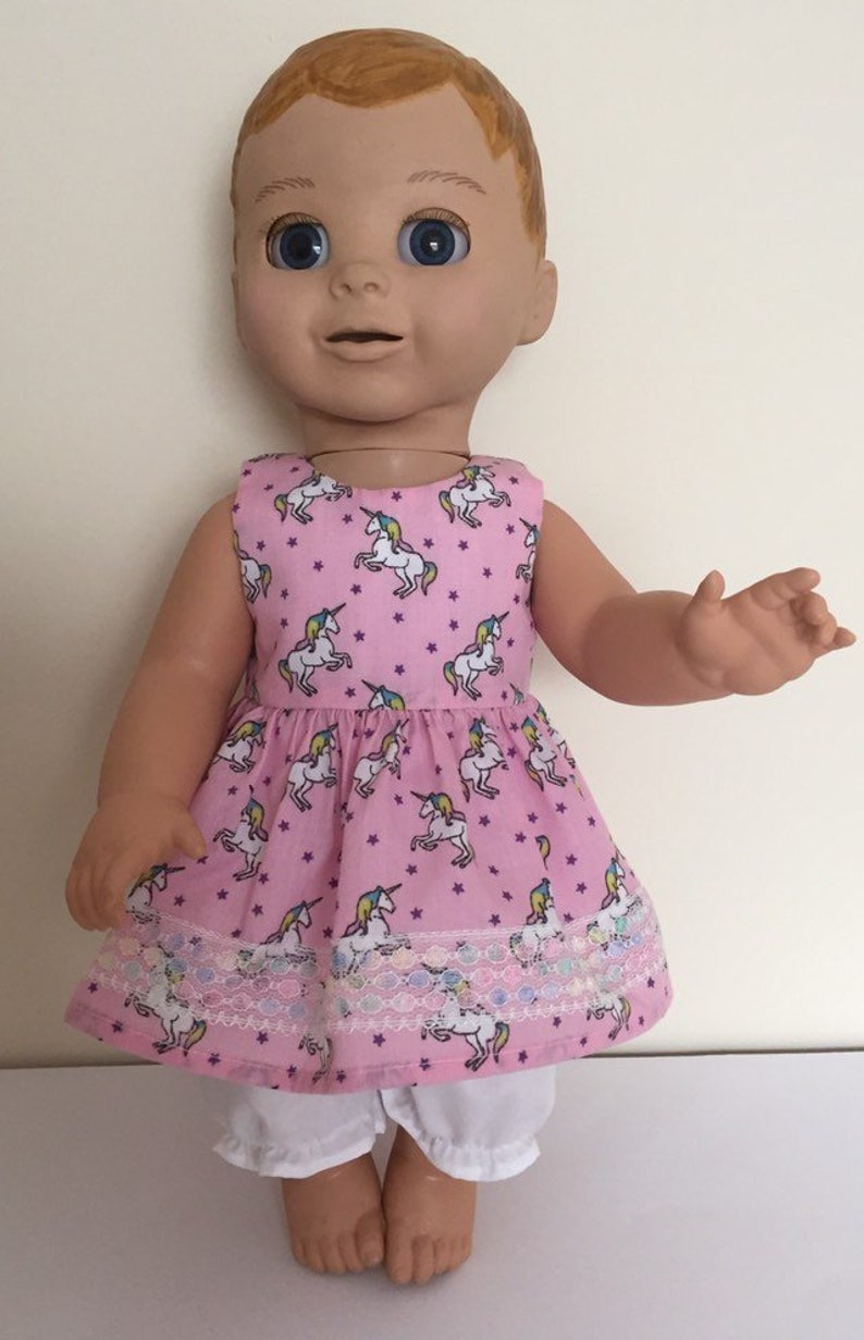 """Autres 18"""" 46 cm Doll Clothes/Dress fit Baby Born/Annabell ..."""