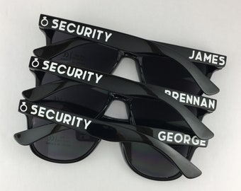 500d0474ba255 Ring Security KIDS Personalized Sunglasses