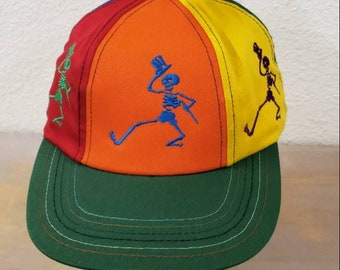 9f0bdf2e Skeleton Dance Propeller head hat