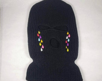 7d02d18228d24 Custom Ski Mask Embroidered