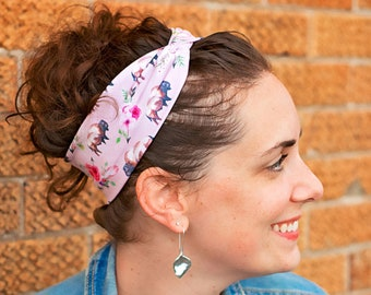 Headbands Buffalo Plaid Moose Headwear Bandana Sweatband Gaiter Head Wrap Mask Neck Outdoor Scarf