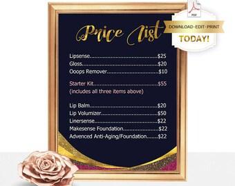3cc3b9a50950 Lipsense price list