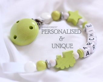 Jasmin Lemon Personalised Printed Ribbon 15mm Ribbon Gift Wrap