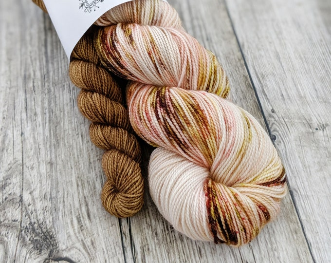 Featured listing image: Tea & Crumpets Sock Set
