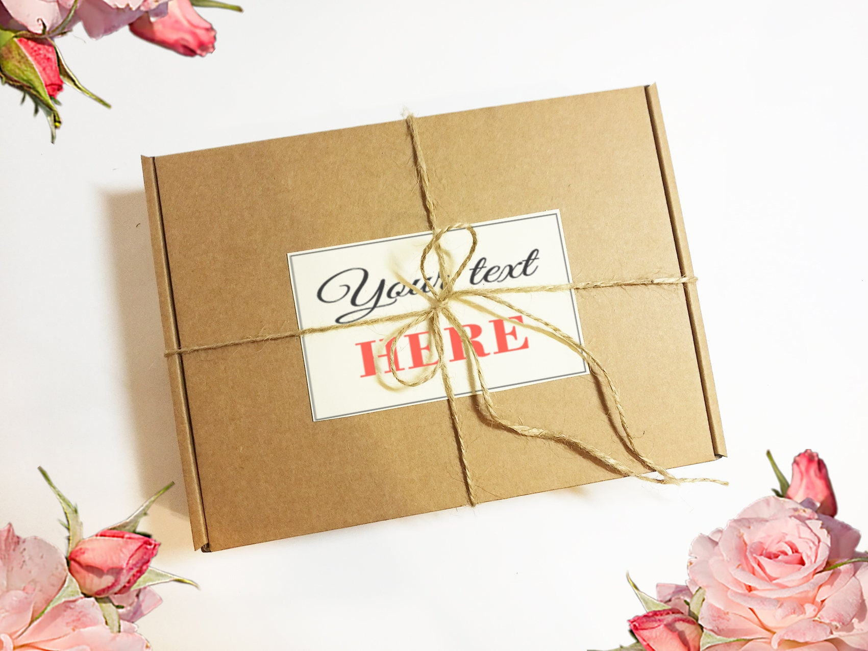 custom cardboard gift box personalized bridesmaids gift boxes. Black Bedroom Furniture Sets. Home Design Ideas