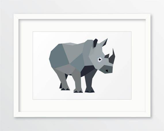 COCKEREL ART Print Poster Landscape Portrait Safari Animals Wildlife Watercolour