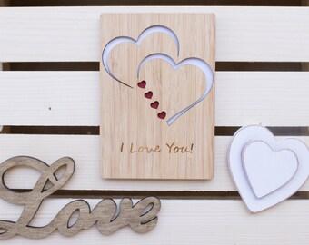 Classic Heart Love Card